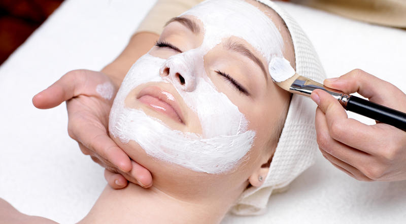 Treatment to Reduce Facial Blemishes